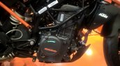 2017 KTM 250 Duke engine at GIIAS 2017