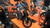 2017 KTM 250 Duke front right quarter at GIIAS 2017