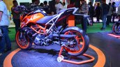 2017 KTM 390 Duke at Nepal Auto Show rear left quarter