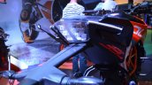 2017 KTM 390 Duke at Nepal Auto Show tail light