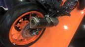 2017 KTM 390 Duke exhaust at GIIAS 2017