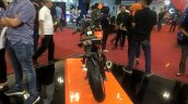 2017 KTM 390 Duke rear at GIIAS 2017