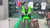 2017 Kawasaki Ninja ZX10-R with Akrapovic front at GIIAS 2017