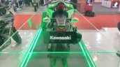 2017 Kawasaki Ninja ZX10-R with Akrapovic rear at GIIAS 2017