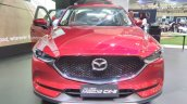 2017 Mazda CX-5 (2nd gen) front at the 2017 GIIAS