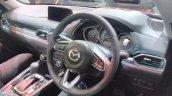 2017 Mazda CX-5 (2nd gen) interior at the 2017 GIIAS