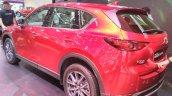 2017 Mazda CX-5 (2nd gen) rear three quarter at the 2017 GIIAS