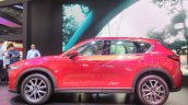 2017 Mazda CX-5 (2nd gen) side at the 2017 GIIAS