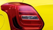 2017 Suzuki Swift Sport tail lamp