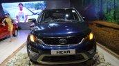 2017 Tata Hexa at Nepal Auto Show front