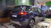 2017 Tata Hexa at Nepal Auto Show rear right quarter