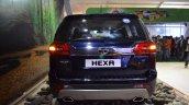 2017 Tata Hexa at Nepal Auto Show rear
