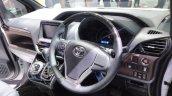 2017 Toyota Voxy interior at the 2017 GIIAS Live