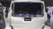 2017 Toyota Voxy rear at the 2017 GIIAS Live