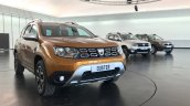 2018 Dacia Duster (2018 Renault Duster) evolution