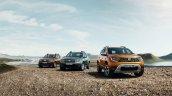 2018 Dacia Duster (2018 Renault Duster) exterior