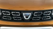 2018 Dacia Duster (2018 Renault Duster) grille
