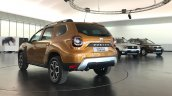 2018 Dacia Duster (2018 Renault Duster) rear three quarters