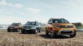 2018 Dacia Duster vs. 2014 Dacia Duster vs. 2010 Dacia Duster