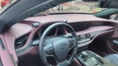 2018 Lexus LS dashboard at GIIAS 2017