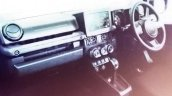 2018 Suzuki Jimny dashboard