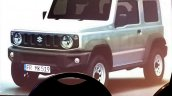 2018 Suzuki Jimny front three quarters