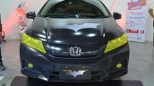 Batman-themed Honda City front at Nepal Auto Show 2017