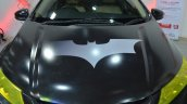 Batman-themed Honda City hood at Nepal Auto Show 2017
