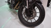 Benelli TNT 300 at Nepal Auto Show front wheel