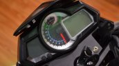 Benelli TNT 300 at Nepal Auto Show instrument cluster