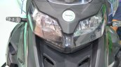 Benelli TRK 502 at Nepal Auto Show headlamps