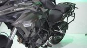 Benelli TRK 502 at Nepal Auto Show tank extension
