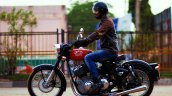 Carberry Royal Enfield Double Barrel 1000 side