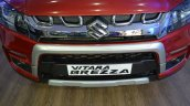 Customised Maruti Vitara Brezza front fascia at Nepal Auto Show 2017