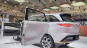 Daihatsu DN Multisix Concept at GIIAS 2017 left rear three quarters