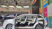 Daihatsu DN Multisix Concept at GIIAS 2017 side view doors open