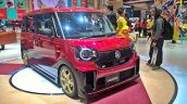 Daihatsu Move Canbus at GIIAS 2017 right front three quarters