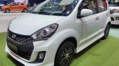 Daihatsu Sirion Special Edition GIIAS 2017 left front three quarters