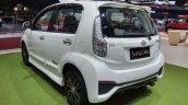 Daihatsu Sirion Special Edition GIIAS 2017 left rear three quarters