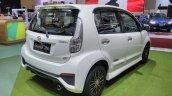 Daihatsu Sirion Special Edition GIIAS 2017 right rear three quarters