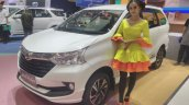 Daihatsu Xenia Special Edition GIIAS 2017 left front three quarters