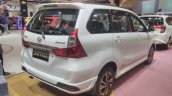 Daihatsu Xenia Special Edition GIIAS 2017 rear three quarters