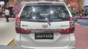 Daihatsu Xenia Special Edition GIIAS 2017 rear view