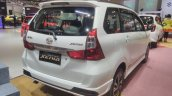 Daihatsu Xenia Special Edition GIIAS 2017 right rear three quarters