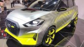 Datsun GO Live Concept at GIIAS 2017 front three quarters