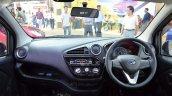 Datsun redi-GO Cross dashboard at Nepal Auto Show 2017
