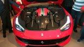 Ferrari GTC4Lusso India engine bay