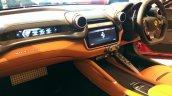 Ferrari GTC4Lusso India passenger side interior