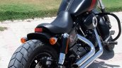 Harley Davidson Fat Bob Radical Custom rear right three quarter