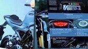 Honda 150 SS racer leaked brochure